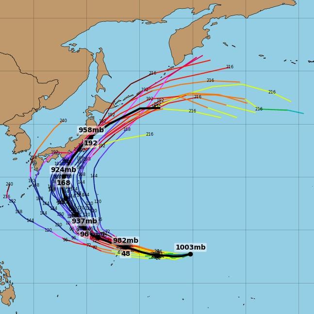 米軍 台風 jtwc