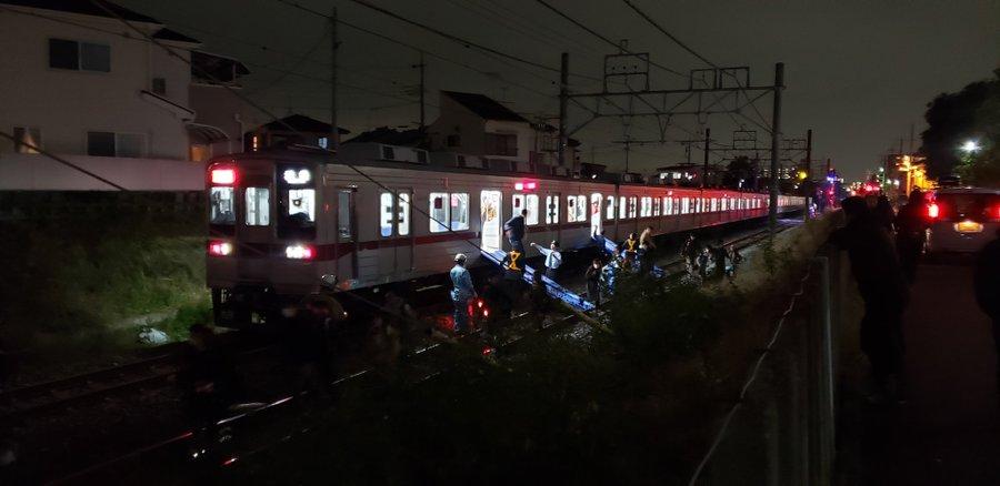 東武 東 上線 事故 リアルタイム